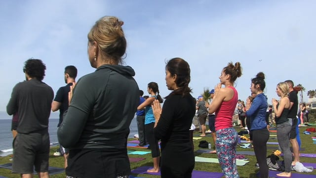 The Benefits of Practicing Yoga Outdoors
