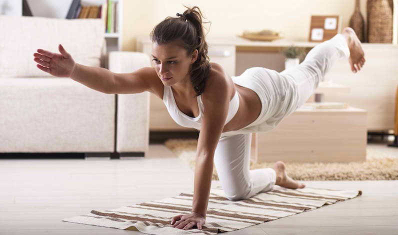 Benefits of Practicing Yoga at Home